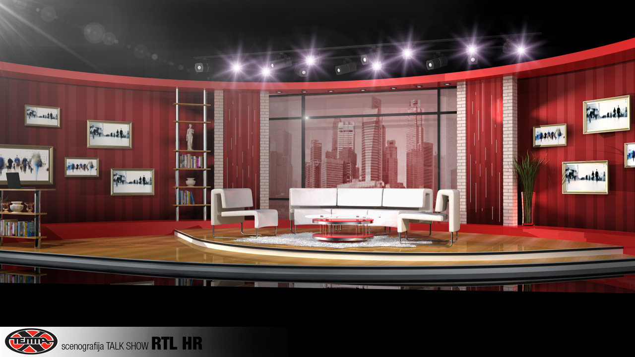 Talk Show Rtl Croatia 2014 Temma X Tv Amp Video